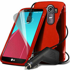 S-Line Slim TPU Sports Wave Gel Phone Case✔In Car Charger