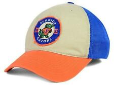 NEW NWT University of Florida Gators Hat Cap Mesh Back Stretch Fitted Honors *2G