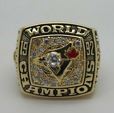 World championship ring Toronto Blue Jays 1992 Baseball 'MACNEIL' Size 9-13 Gift
