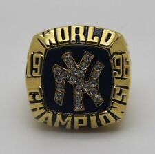 World championship ring New York Yankees 1996 Baseball 'JETER' Size 9-13