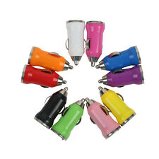 Dual USB DC Car Charger Adapter For Samsung Galaxy S5 Note2 3 iPhone