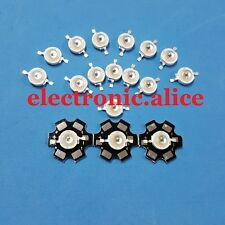 3W Infrared IR High Power Led Light 3 Watt 808nm 700MA 1.6-2.2V 1 5 10 50PCS