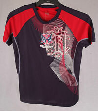 Official AFL Melbourne Demons Premium Tee Youth Size 10