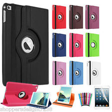 The Best Smart Leather Case Cover For Apple iPad 2 - iPad 3 - iPad 4