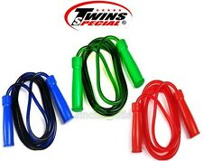 NEW TWINS SPECIAL JUMP ROPE  SKIPPING ROPE SR-2  MUAY THAI  MMA K1 HIGH QUALITY