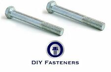 """1/2"""" x 3"""" UNF Bolts, High Tensile, Bright Zinc Plated 8.8, BZP HT IMPERIAL INCH"""