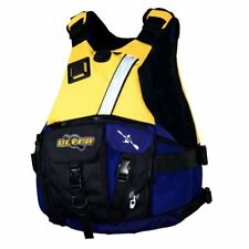 Ultra Trek Yellow Adult Kayak L50 PFD