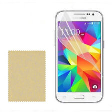 1x/Lot  Clear Screen Protector&Cleaning Cloth for Samsung Galaxy Core Prime G360