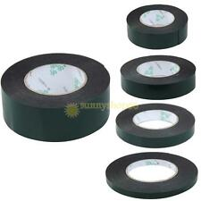 Black Durable Multifunction Sponge Foam Double Sided Adhesive Tape 10-50mm*10m