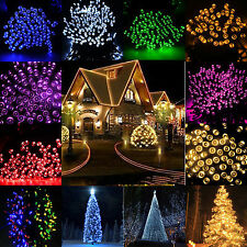 2M-32M Fairy String LED Light Solar/Battery Powered Xmas Garden/Home Party Decor