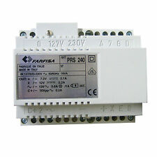 18va Power Supply With 2 Modulated Electronic Ringers Module