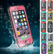 Premium Waterproof Shockproof Snowproof Case Cover For iPhone 6 6S / 6S Plus