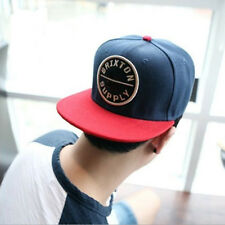 Fashion Men's baseball Snapback Hat Hip-Hop adjustable bboy cap sport hat