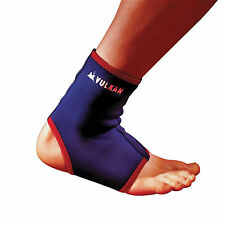 VULKAN 3004 LONG ANKLE SUPPORT brace Ankle compression wrap Sprained Ankle pain