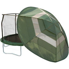 Jumpking Oval Protective Canopy for 11.5ft x 8ft OvalPOD Trampoline (SPOVCAN)
