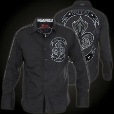 Rebel Spirit Shirt LSW151785 Black