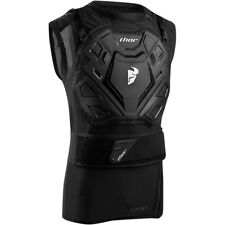 Thor NEW Mx Sentry Chest Pressure Roost Protector Motocross Body Armour Vest