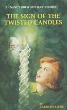The Sign of the Twisted Candles (Nancy Drew, Book 9)  (NoDust)