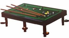 World Champion Pool Kids Snooker Table Pool Set Small and Large for Kids