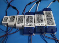 85-265V 600mA-650mA LED Driver Convertor Transformer Ceiling Light Power Supply