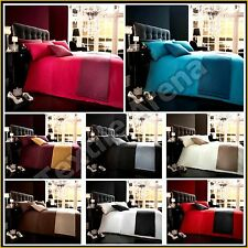 5pc Bed in Bag Duvet Quilt Cover with Pillowcase Runner & Cushion Cover Diamante