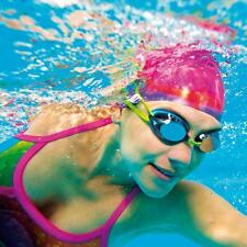 Womans Racespex Neon Mirror Adult Swimming Goggles From ZOGGS (305794)