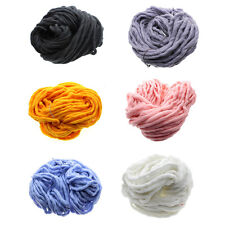 260G Soft Warm Hand Knitting Knitted Yarn Acrylic Wool Handcraft Yarn Hat&Scarf