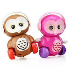 Baby Kids Wind Up Toy Funny Baby Zoo Design Running Clockwork Spring Toy