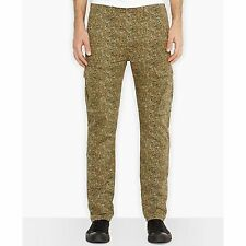 Levis Men's  Slim Straight Cargo I Camouflage Pants NWT Various Size $68