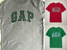 NWT GAP Kid Favorite Arch Logo Graphic Tee T-Shirt Tees 100% Cotton NEW U-PICK