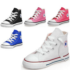Converse All Star Infants Hi Top Trainers  unisex-child Size