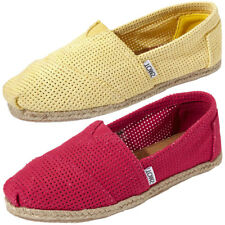 Toms Classic Freetown Espadrills Pumps  Mens Size