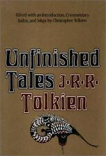 Unfinished Tales of Numenor and Middle-earth  (ExLib)