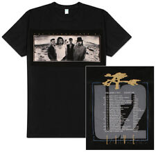U2 - Joshua Tree T-Shirt Black New Shirt Tee