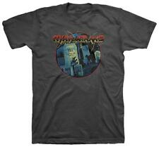 Ryan Adams - Graveyard (slim fit) T-Shirt Grey New Shirt Tee