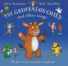 The Gruffalos Child Song & Other Songs Book By Julia Donaldson English Hardc Ne