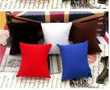 lot 5PCs Retail Many Colors Watch & Bracelet Display Pillow Cushions Holder E