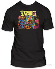 Dr Strange - Dr Strange T-Shirt Black New Shirt Tee