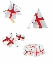 ENGLAND ST GEORGE# FLAG BOUNTING FANCY DRESS PARTY DECORATIONS