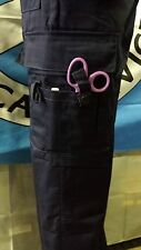 NAVY LADIES 5624-0to24-EMT-EMS-9-Pocket-Pants-Cargo-65/35 Polycotton Ripstop
