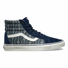 Vans - Sk8 Hi Reissue | Mens Shoes | Mood Indigo / Blanc De Blanc