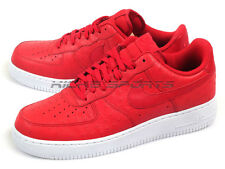 Nike Air Force 1 '07 LV8 Classic Lifestyle Shoes AF1 Gym Red/White 718152-603