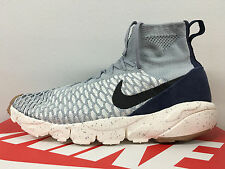 Nike Air Footscape Magista Flyknit Wolf Grey Sail Obsidian 816560-001 8-12 sp 1