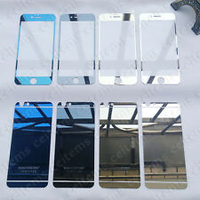 Mirror Tempered Glass Screen Protector Front + Back Film for iPhone 6 6s Plus