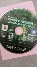 ¤ Ghost Recon Jungle Storm ¤ (Game Disc) GREAT PlayStation 2 PS2