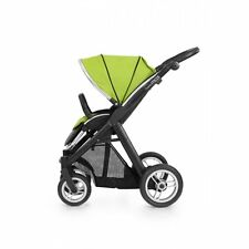 BabyStyle Oyster Max 2 Black Chassis Pushchair