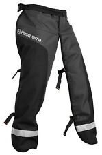 New OEM Husqvarna XP-Protect Professional & Consumer ChainSaw Apron Chaps Orange
