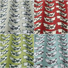 SMD iLiv Moo-Moo Cow 100% Cotton Curtain / Blind  Fabric | 4 Colourways