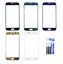 Front Glass Lens Touch Screen Replace For Samsung GALAXY S5 i9600 G900 g900h