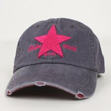 NEW Vintage Casual Baseball Cap Fashion Trucker Jean Unisex Sun Visor AAC Hat